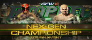 GFW NexGen Title Tournament (Jigsaw vs Dutt)