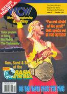 WCW Magazine - October 1995