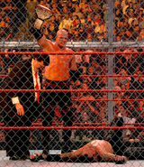 Kane hell in a cell