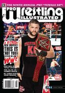 Pro Wrestling Illustrated - February 2017