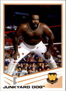 2013 WWE (Topps) Junkyard Dog 97