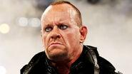 The Undertaker at Wrestlemania 28