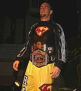 Chris Hero CZW World