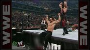 Royal Rumble 2001 Kane Eliminates Blackman