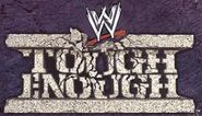 Tough Enough Logo