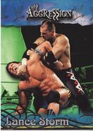 2003 WWE Aggression Lance Storm 20