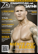 Zona Wrestling Magazine - July 2012