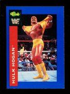 1991 WWF Classic Superstars Cards Hulk Hogan 35