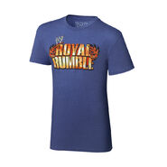 WWE Royal Rumble 2006 Old School Tri-Blend T-Shirt