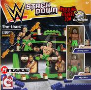 WWEStackdownTheUsos