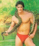 Kevin Von Erich Snake