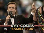 WWE-WWF Wrestlemania-VIII Ray-Combs