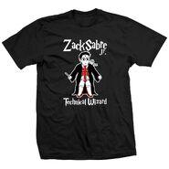 Zack Sabre, Jr. Technical Wizard Shirt
