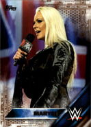 2016 WWE (Topps) Then, Now, Forever Maryse 132