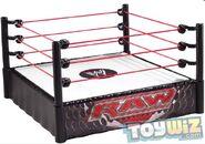 Wrestling Superstar Wrestling Ring RAW
