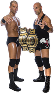 The Addiction ROH World Tag Team Champions
