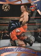 2004 WWE Divas 2005 (Fleer) Shawn Michaels 71