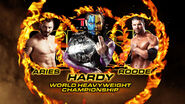 Genesis 13. World title match