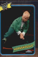 2008 WWE Heritage III Chrome Trading Cards Hornswoggle 42