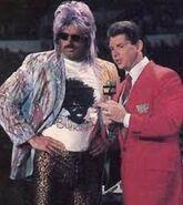 Jesse Ventura & Vince McMahon.2