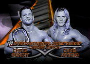 Royal Rumble 2001 Chris Jericho vs. Chris Benoit