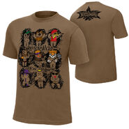 WrestleMania 30 Voodoo Dolls T-Shirt
