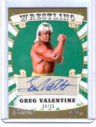 2016 Leaf Signature Series Wrestling Greg Valentine 29