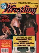 Inside Wrestling - August 1984