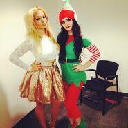 12 - Raquel Diaz and Paige