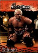 2003 WWE Aggression Rikishi 69
