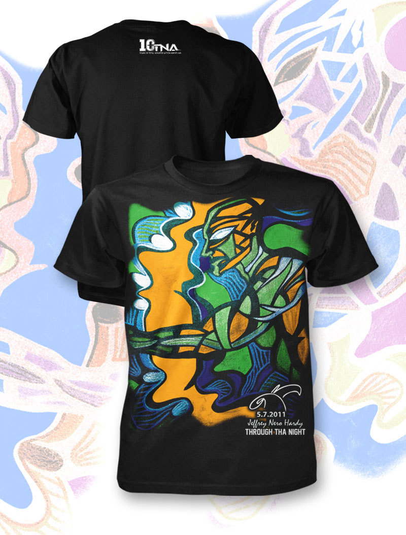 Jeff Hardy Shirts Jeff Hardy The Ring is my