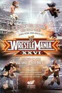 WWE-Wrestlemania XXVI