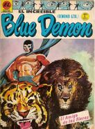 El Increìble Blue Demon 101