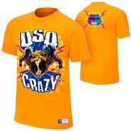 The Usos Uso Crazy T-Shirt