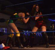 Lana Austin vs. Danielle Hunter - 10409574
