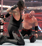 Undertaker. Image Hell in a Cell