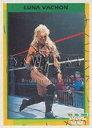 1995 WWF Wrestling Trading Cards (Merlin) Luna Vachon 99