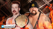 HIAC 2012 Sheamus v Big Show