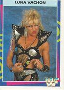 1995 WWF Wrestling Trading Cards (Merlin) Luna Vachon 11