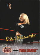 2002 WWE Absolute Divas (Fleer) Trish Stratus 75