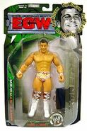 ECW Wrestling Action Figure Series 4 Matt Striker