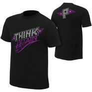Paige Think Again T-Shirt