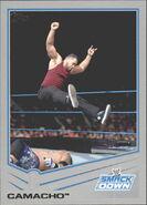 2013 WWE (Topps) Camacho 49
