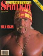 WWF Spotlight Magazine Winter 1988