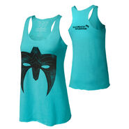 Ultimate Warrior Parts Unknown Teal Women's Vintage Tank Top