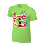 WWE x NERDS Bayley We Want Some Bayley Cartoon T-Shirt