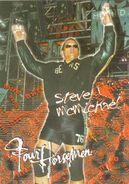 1999 WCW-nWo Nitro (Topps) Steve McMichael 49