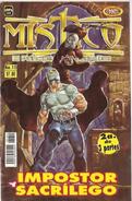 Mistico El Principe de Plata y Oro 10
