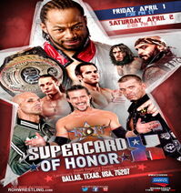 RoH Supercard of Honor X Poster