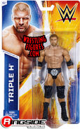 WWE Series 45 Triple H